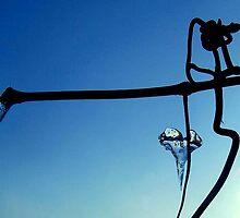Heart String by funkyfacestudio