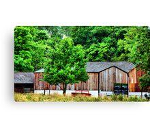 Old Barn~ Canvas Print