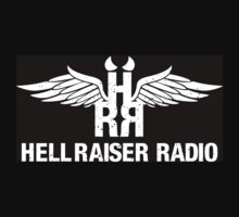 Hellraiser Radio Wing Logo Kids Clothes