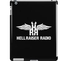 Hellraiser Radio Wing Logo iPad Case/Skin