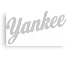 Yankee Pride Canvas Print