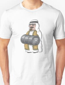 OPEC oil man T-Shirt