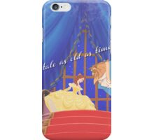 song as old as rhyme. iPhone Case/Skin