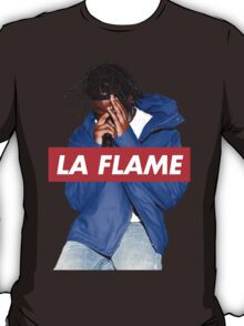 Travi$ Scott 'The Prayer' - La Flame T-Shirt