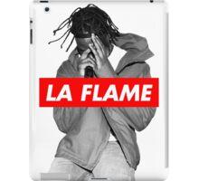 Travi$ Scott 'The Prayer' - BW/La Flame iPad Case/Skin