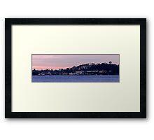 Strangford Lough - NI Framed Print