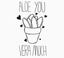 Aloe You!! by GrellS