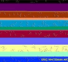 (PIN CUSHION ) ERIC WHITEMAN ART   by eric  whiteman