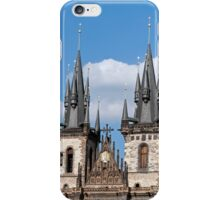 Church of our Lady. iPhone Case/Skin