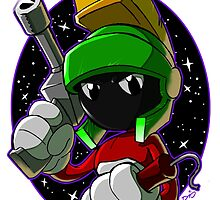 Marvin the Martian by Exclamation Innovations
