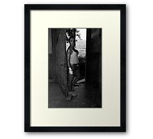 Rockette #6 Framed Print