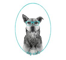 dog•nerd Photographic Print