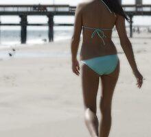 Long Walks on the Beach by Joel Hall