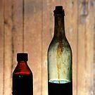 24.3.2015: Old Glass Bottles II by Petri Volanen