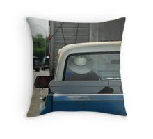 Texas Traffic Jam Throw Pillow