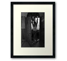 Rockette #7 Framed Print