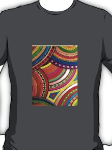 Card Number 4 T-Shirt
