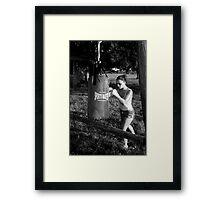 Rockette #8 Framed Print