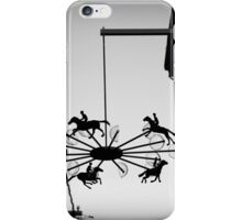 Quick To Trot_Still Trotting iPhone Case/Skin