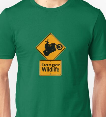 Bikeroo Unisex T-Shirt