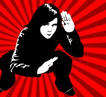 Super Secret Ninja by aurewyn