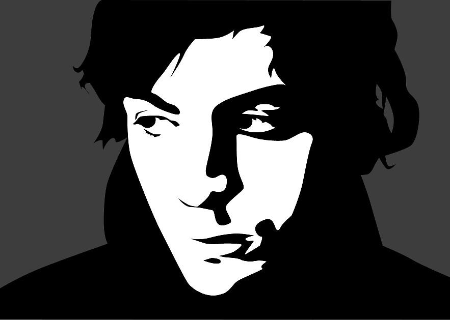 Syd Barrett by aurewyn