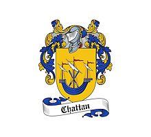 Chattan  by HaroldHeraldry