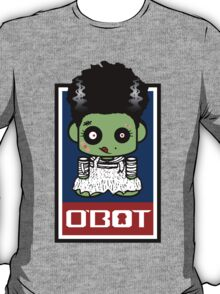 Zombie Bride of Franko'bot 1.1 T-Shirt
