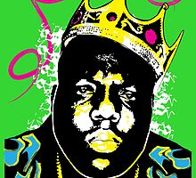Love it when they call me big pop-art by GraphXninja