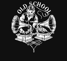 Old School DJ Unisex T-Shirt