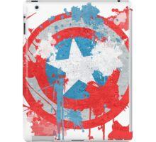 marvel captain america iPad Case/Skin