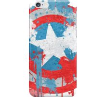 marvel captain america iPhone Case/Skin