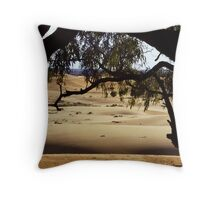 Perry Sandhills II Throw Pillow