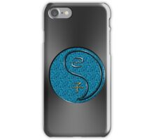 Cancer & Rat Yang Water iPhone Case/Skin