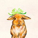 One Chubby Bunny by Violet Lebeaux