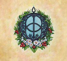 Chalice Well by Jane Starr Weils