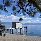 """Lake Tahoe"" by waddleudo"