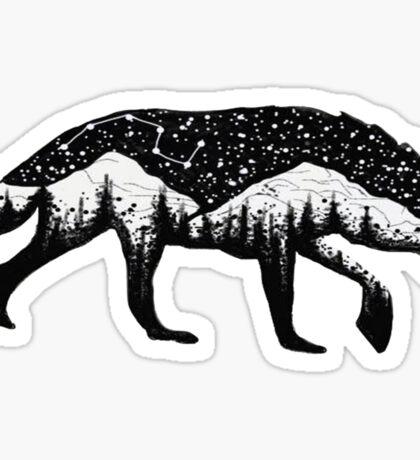 Nightcall Sticker