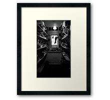1950s Pantry Framed Print
