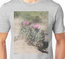 Big Bend Blooming Cacti Unisex T-Shirt