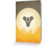 Destiny Greeting Card