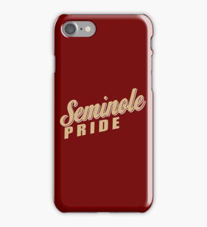 Seminole Pride iPhone Case/Skin
