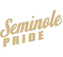 Seminole Pride Photographic Print