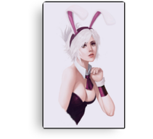 Bunny Riven League of Legends Art Canvas Print