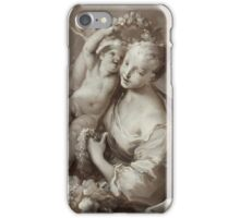 Ignazio Stern - Allegory of Spring iPhone Case/Skin