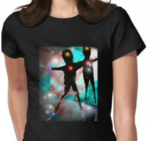 dance 1 Womens Fitted T-Shirt