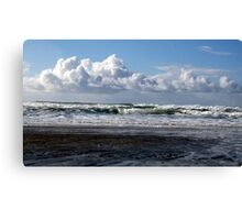 Pacific City Canvas Print