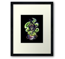 Tiny Little Troubles Framed Print