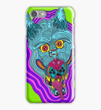 Panther Paws iPhone Case/Skin
