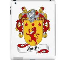 Fairlie iPad Case/Skin